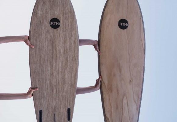 ERTHA Surfboards