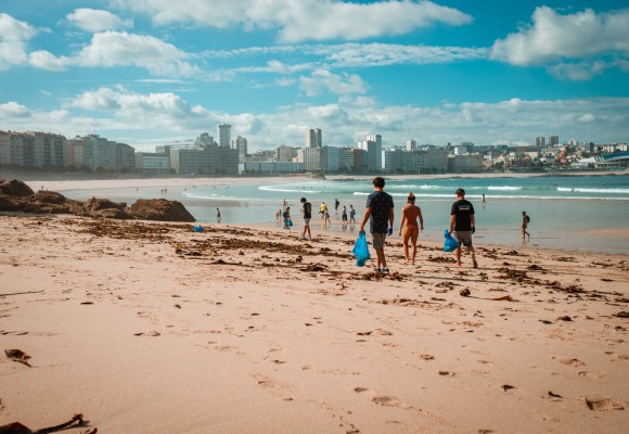 Día Mundial de la Limpieza de Playas